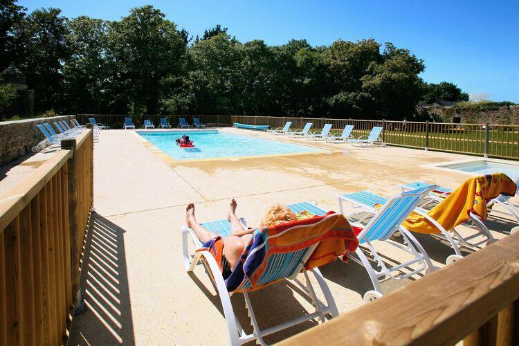 Appartementen Frankrijk | Bretagne | Appartement te huur in Erdeven met zwembad  met wifi 4 personen