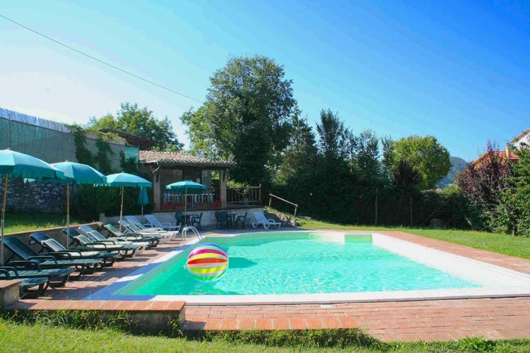 vakantiehuis Italië, Umbrie, Sellano vakantiehuis IT-06030-09