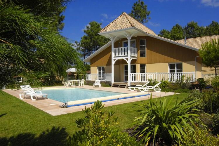 Villa met zwembad met wifi  Cote AtlantiqueEden Club 1