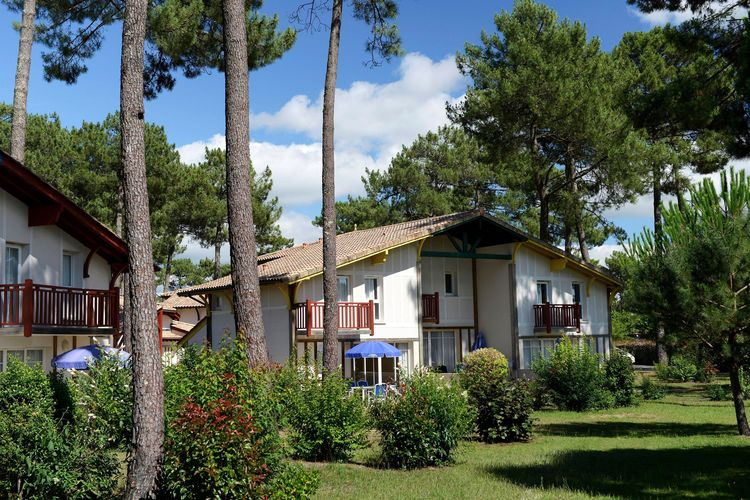 Villa met zwembad met wifi  Gujan-MestrasLes Greens du Bassin 3