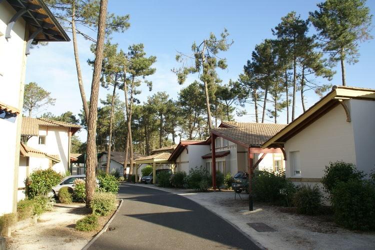 Appartement met zwembad met wifi  Gujan-MestrasLes Greens du Bassin 4