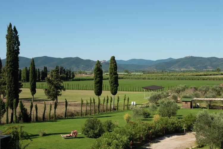 Vakantiewoning Italië, Toscana, Braccagni vakantiewoning IT-58100-25