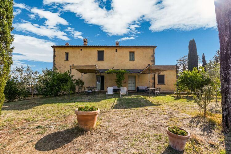 Vakantiehuizen Italie | Toscana | Vakantiehuis te huur in Celle-sul-Rigo met zwembad  met wifi 5 personen