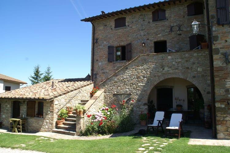 vakantiehuis Italië, Umbrie, Montone vakantiehuis IT-06014-04