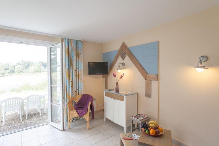 vakantiehuis Frankrijk, Picardie, Fort-Mahon Plage vakantiehuis FR-80120-23