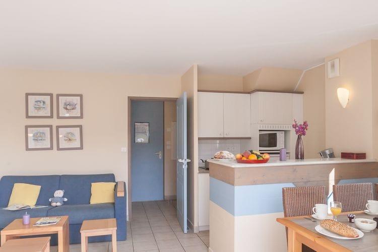 vakantiehuis Frankrijk, Picardie, Fort-Mahon Plage vakantiehuis FR-80120-25
