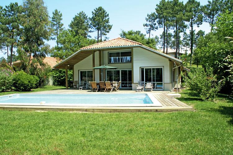 Villa met zwembad met wifi  Cote AtlantiqueVillas du Club Royal Aquitaine 3