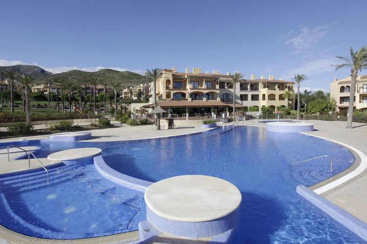 Appartementen Costa Dorada te huur Mont-Roig-del-Camp- ES-43300-08 met zwembad  met wifi te huur