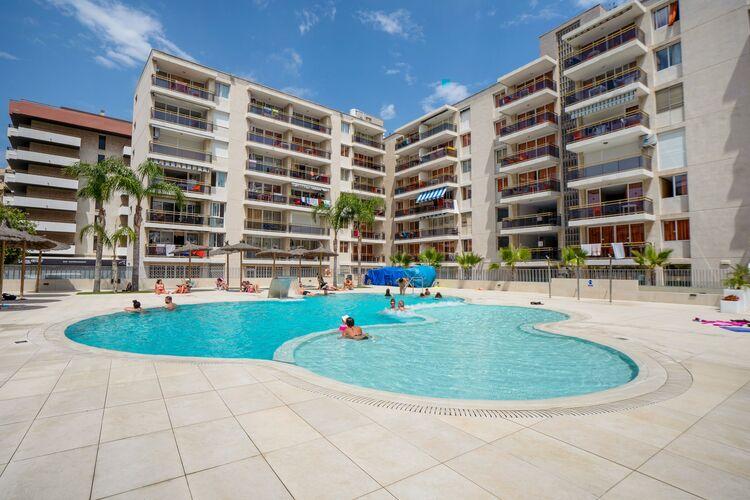 Appartementen Costa Dorada te huur Salou- ES-43840-05 met zwembad  met wifi te huur