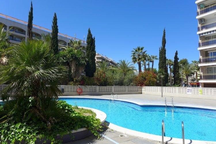 Appartement met zwembad met wifi  Costa DoradaLos Peces