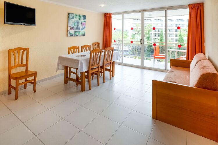 Appartementen Costa Dorada te huur Salou- ES-43840-07 met zwembad  met wifi te huur