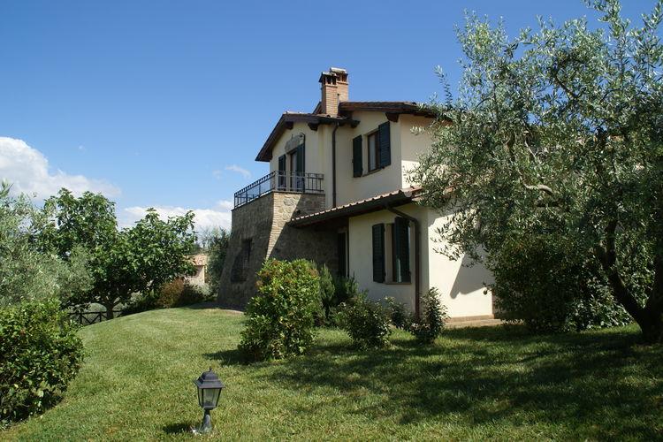 Vakantiehuizen Italie | Umbrie | Vakantiehuis te huur in Bettona-pg met zwembad  met wifi 6 personen