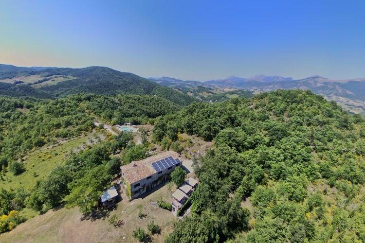 vakantiehuis Italië, Umbrie, Gubbio vakantiehuis IT-06024-19
