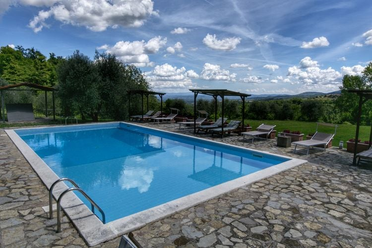 vakantiehuis Italië, Toscana, Castelnuovo dei Sabbioni vakantiehuis IT-52020-60