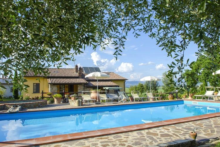 vakantiehuis Italië, Toscana, Castiglion Fiorentino vakantiehuis IT-52043-36