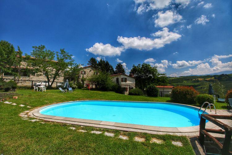 Appartement Italië, Toscana, Caprese Michelangelo Appartement IT-52033-09