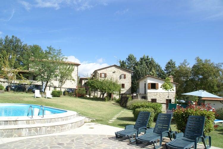 Appartement Italië, Toscana, Caprese Michelangelo Appartement IT-52033-10