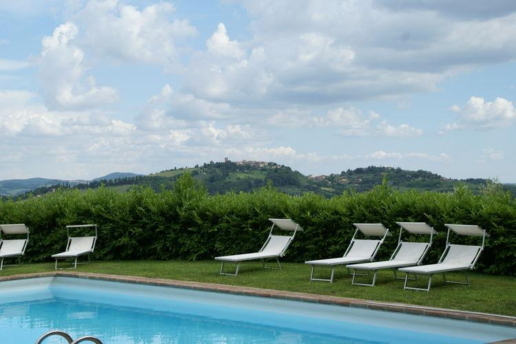 vakantiehuis Italië, Toscana, Radicofani - Siena vakantiehuis IT-53040-62