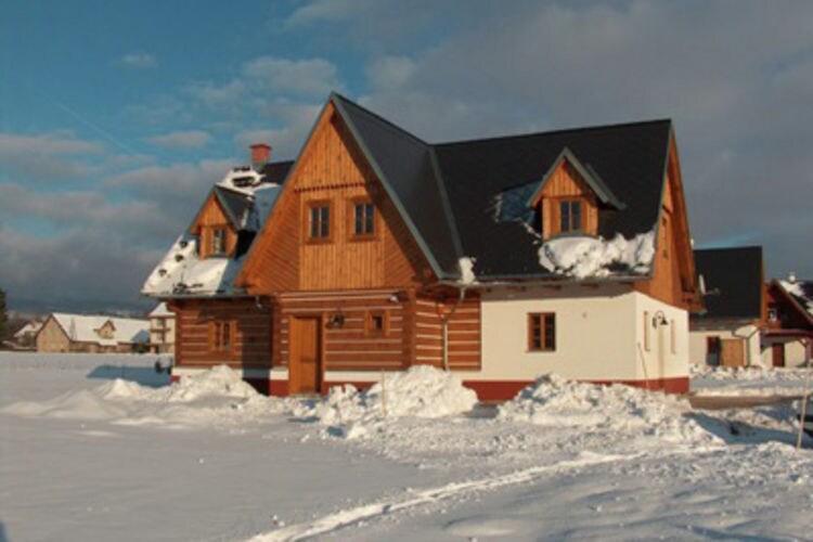 Villa Vrchlabi - Chalet - Vrchlabí