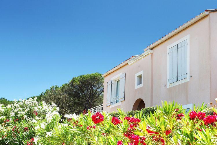 Appartement met zwembad met wifi  Saint-Aygulf  Mooi appartement voor 6-9 personen op fleurig terrein résidence Saint-Aygulf