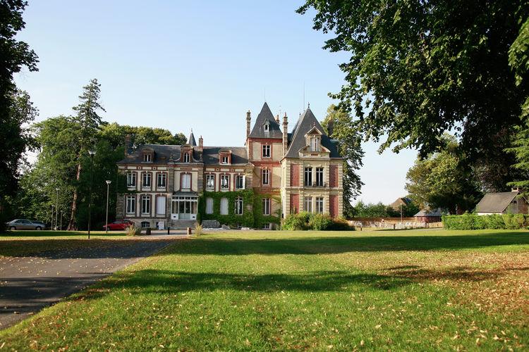 Le Château de Prêtreville Gonneville-sur-Honfleur Normandy France