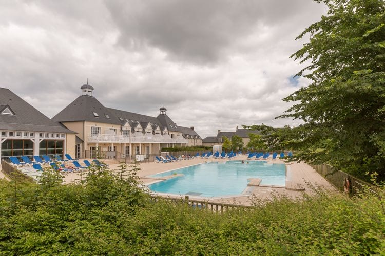 vakantiehuis Frankrijk, Normandie, Port en Bessin vakantiehuis FR-14520-05