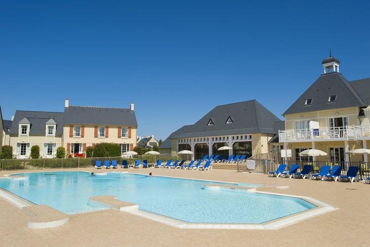 vakantiehuis Frankrijk, Normandie, Port en Bessin vakantiehuis FR-14520-03