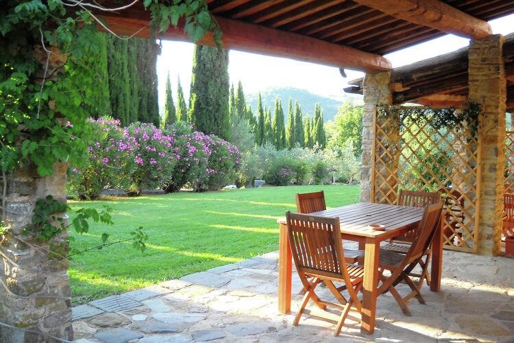 vakantiehuis Italië, Toscana, Sasso Pisano vakantiehuis IT-56041-12