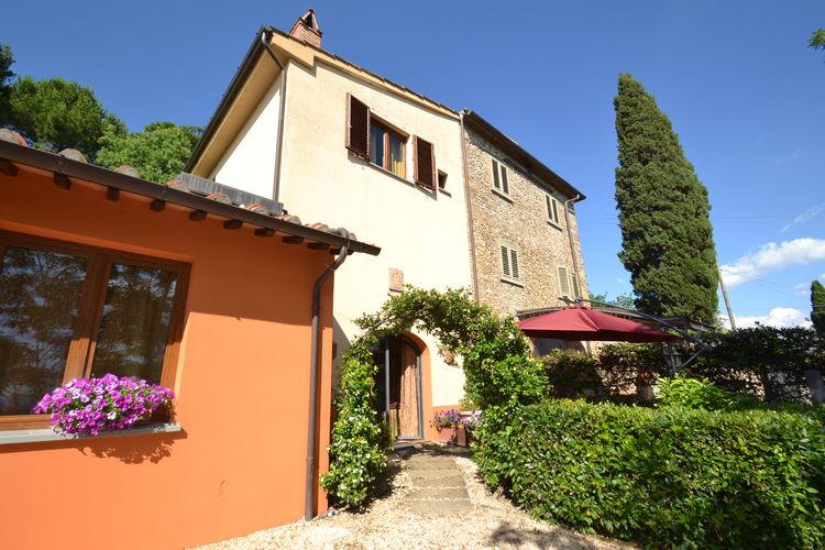 Vakantiehuizen Italie | Toscana | Vakantiehuis te huur in Tavarnelle-val-di-Pesa met zwembad  met wifi 5 personen