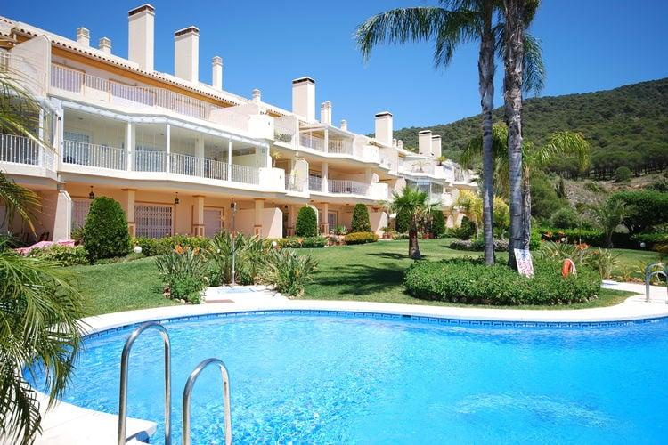 Appartementen Spanje | Costa-del-Sol | Appartement te huur in Alhaurin-el-Grande met zwembad  met wifi 4 personen
