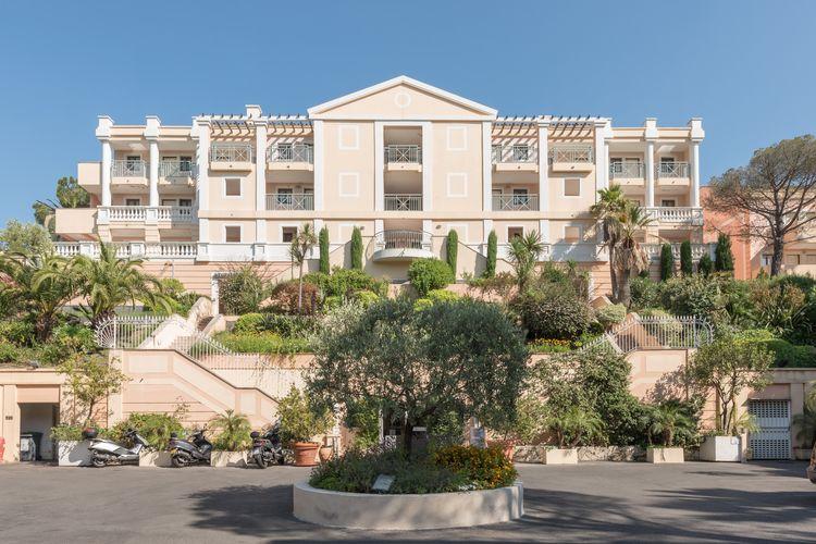 Appartement met zwembad met wifi  CANNESCannes Villa Francia 1