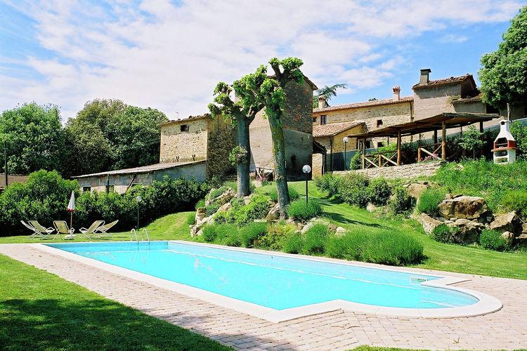 vakantiehuis Italië, Umbrie, Monte Santa Maria in Tiberina vakantiehuis IT-06010-30