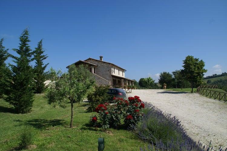 vakantiehuis Italië, Umbrie, Fabro vakantiehuis IT-05015-02
