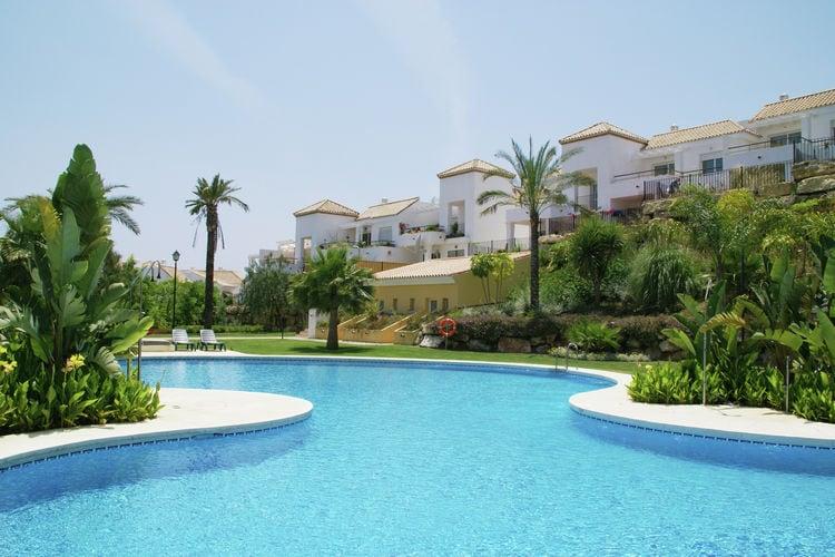 Appartement met zwembad met wifi  Nueva-AndaluciaCasa di Tony