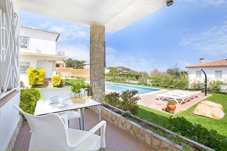 Vakantiehuizen Sant-Feliu-de-Guixols te huur Sant-Feliu-de-Guíxols- ES-17248-12 met zwembad  met wifi te huur