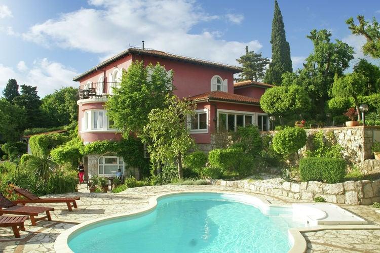 Vakantiehuizen Kroatie | Kvarner | Appartement te huur in Kraljevica-Ostro met zwembad  met wifi 4 personen