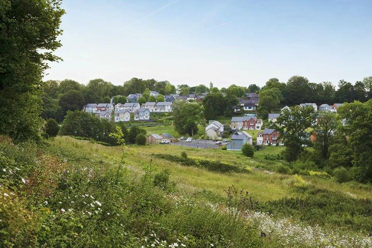 Appartement 6 pers op park Normandy Garden, in de groene heuvels van Calvados
