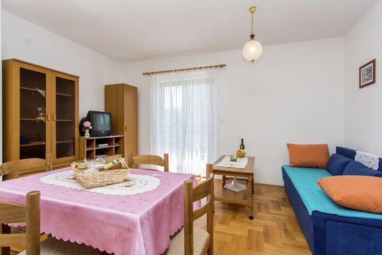 Appartement Kroatië, eld, Silo Appartement HR-51515-05