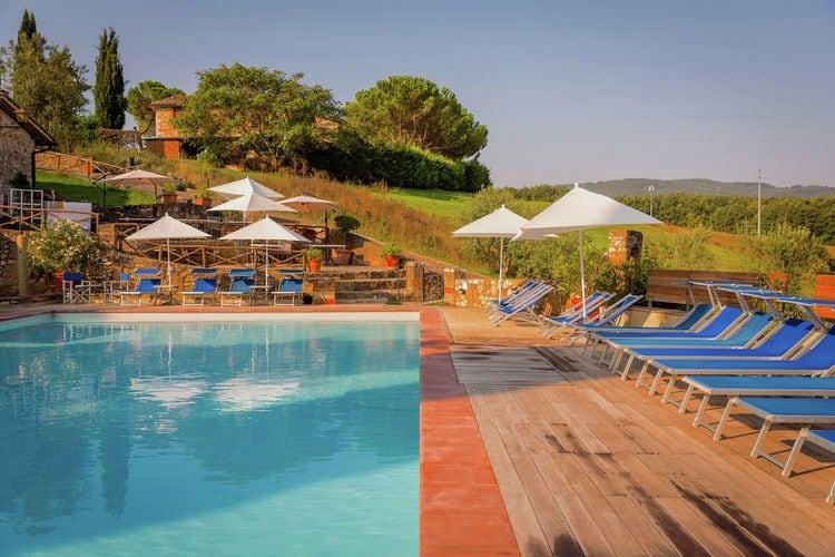 Vakantiewoning Italië, Toscana, Sovicille vakantiewoning IT-53018-18