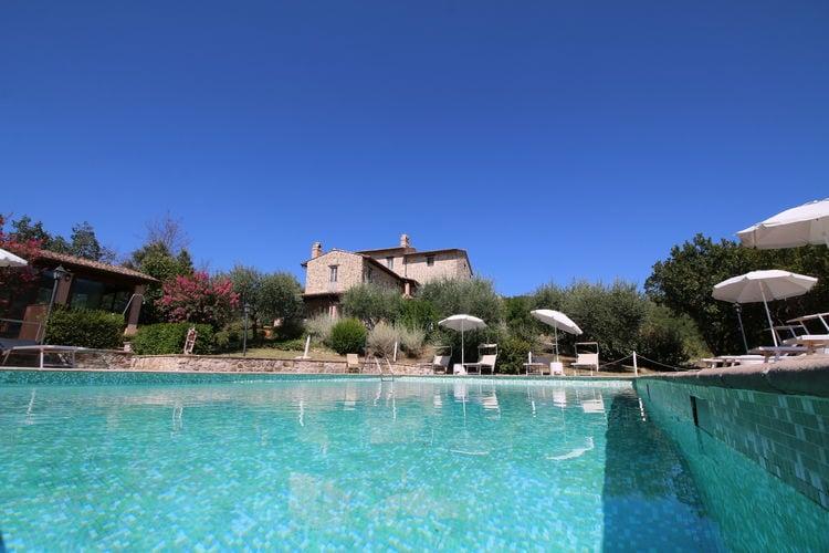 vakantiehuis Italië, Umbrie, Assisi vakantiehuis IT-06081-08