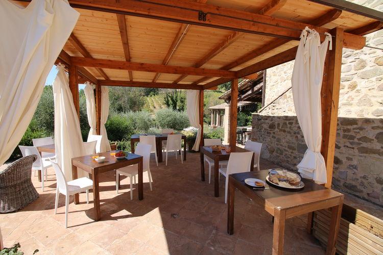Vakantiehuizen Italie | Umbrie | Vakantiehuis te huur in Assisi met zwembad  met wifi 4 personen