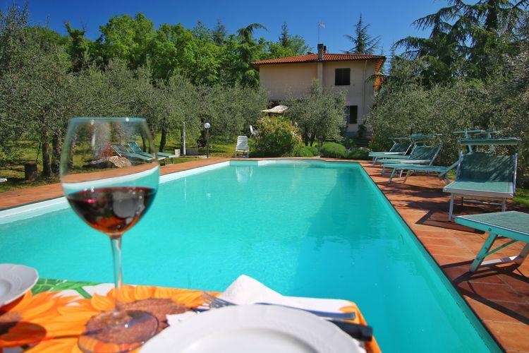 Gaiole-in-Chianti Vakantiewoningen te huur Prachtig appartement in agriturismo midden in de schitterende Chianti