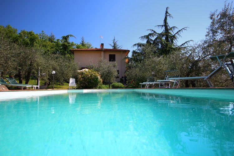 Gaiole-in-Chianti Vakantiewoningen te huur prachtig appartement op agriturismo midden in de schitterende Chiantistreek