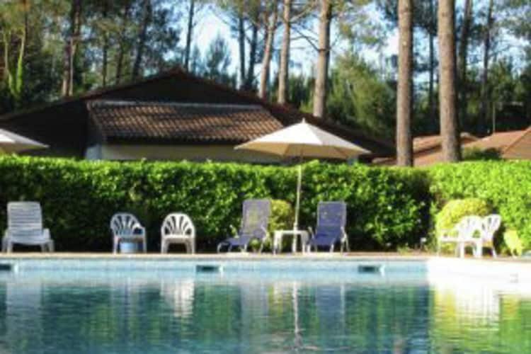 Maison de vacances Gemütlicher Bungalow mit Terrasse, nur 5 km vom See entfernt (1760915), Lit et Mixe, Côte atlantique Landes, Aquitaine, France, image 6