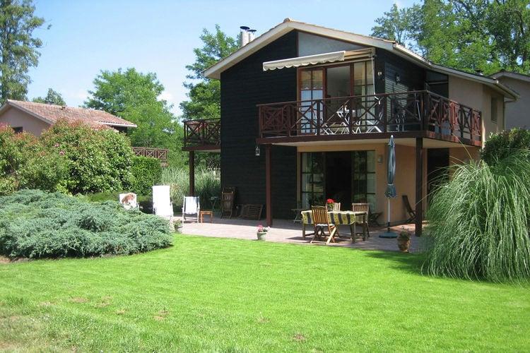 Frankrijk | Cote-Atlantique | Villa te huur in Salles met zwembad  met wifi 4 personen