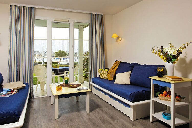 Appartement Frankrijk, Bretagne, Arzon Appartement FR-56640-12