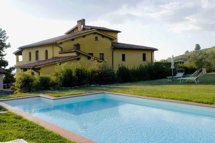 vakantiehuis Italië, Toscana, Castelfranco di Sopra vakantiehuis IT-52020-67
