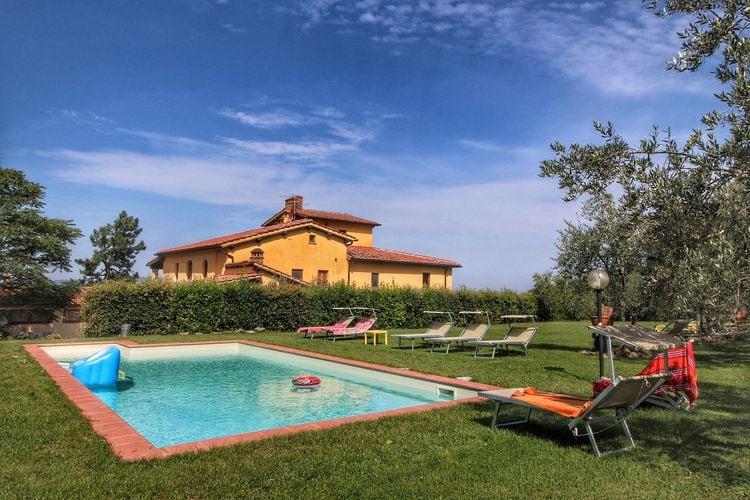 vakantiehuis Italië, Toscana, Castelfranco di Sopra vakantiehuis IT-52020-70
