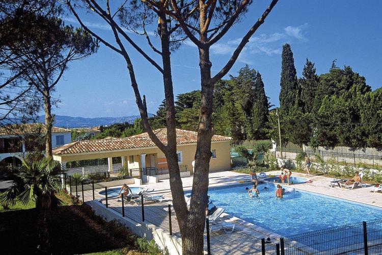 Appartement met zwembad met wifi  GassinLe Clos Bonaventure 2