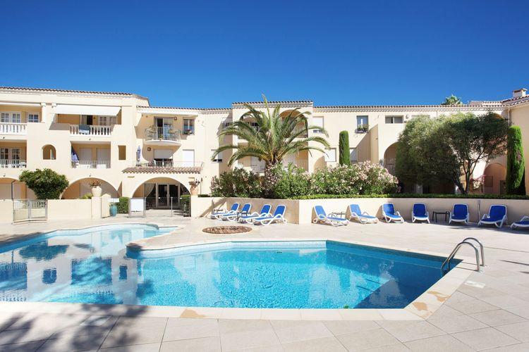 Frankrijk | Provence-alpes-cote-d-azur | Appartement te huur in Gassin met zwembad  met wifi 6 personen